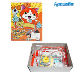 Фигурка-конструктор Yo-kai Watch Кот арт. HC010